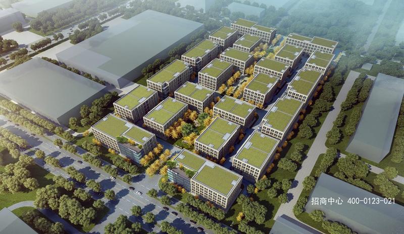 G2606 苏州工业园 高标准多层厂房出租 平均租金33元/平/月  500平起租