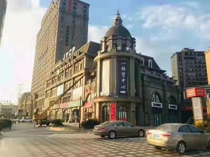 G2628 嘉兴市秀州区 佳源中心广场 16一19层的酒店式公寓整体转让 84套 总价2762万