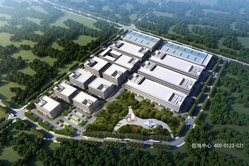 G2638 常州经开区横山桥镇智能电力装备产业园  厂房出租 招商引资 单层多层厂房出租 项目好价格优