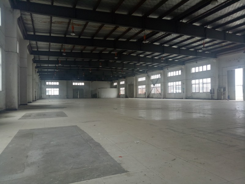 A8401 上海松江区叶榭镇叶乐路(叶兴路)工业园区厂房出租 300平起可分割出租 低至0.65元
