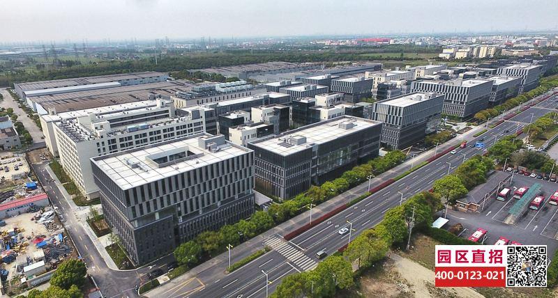 G2770 启迪正泰智电港 松江经济技术开发区西部科技走廊核心区域研发办公楼厂房出售 500—9000平米 1.35万起/平