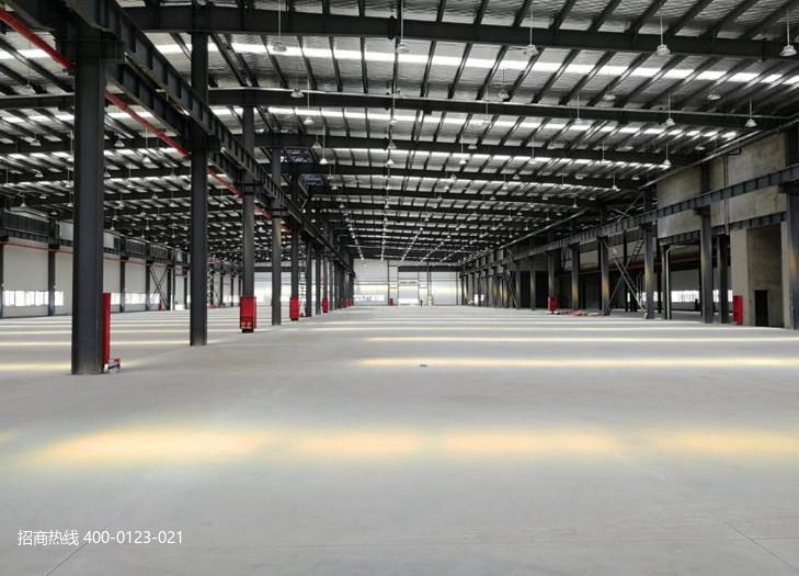 G2792 苏州太仓欧美工业园区 开发区政府自建标准厂房 单层厂房带办公楼出租 3000平起租