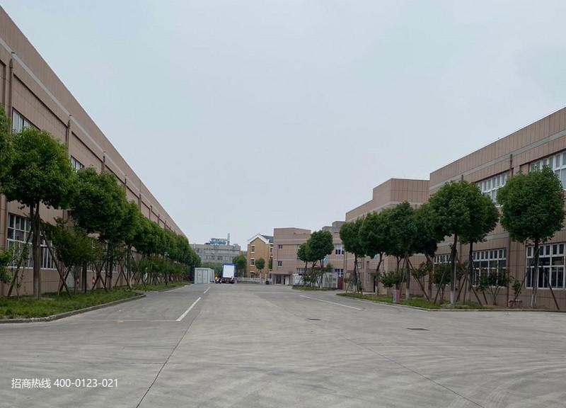G2798 嘉兴市南湖区紫宇路 诺伊曼产业园区 多层厂房出租 可分割出租