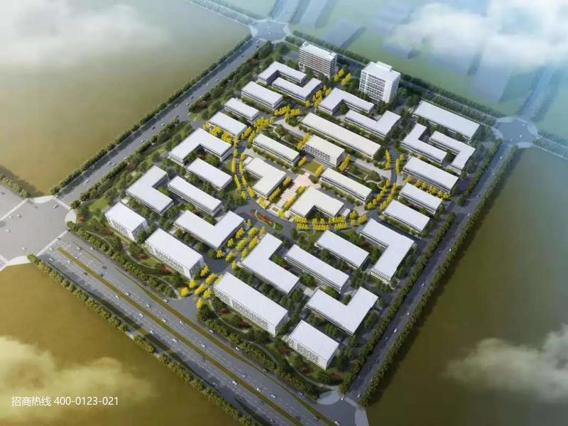 中南高科·锦祥智能制造产业园 安徽合肥市肥西产城融合示范区厂房研发办公楼出售