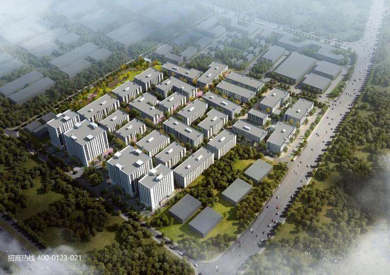 中南高科·武汉东西湖科创中心 武汉临空港经济技术开发区厂房研发办公楼出售