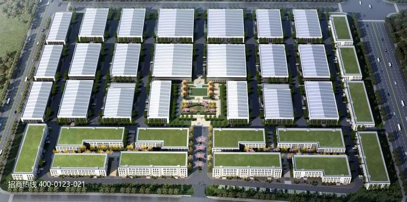 中南高科·绵阳安州擎动未来汽车产业园 四川绵阳安州厂房研发办公楼出售