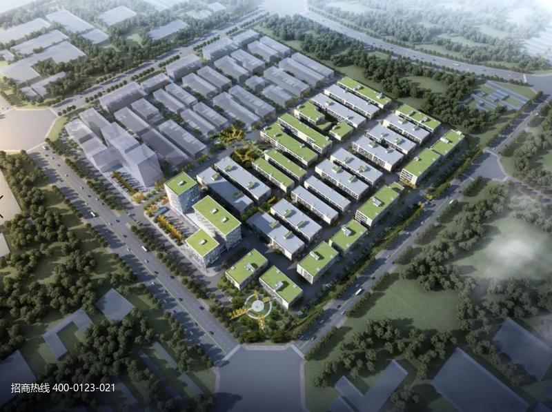 中南高科·青岛即墨科技创新产业园 山东青岛墨汽车产业新城厂房研发办公楼出售