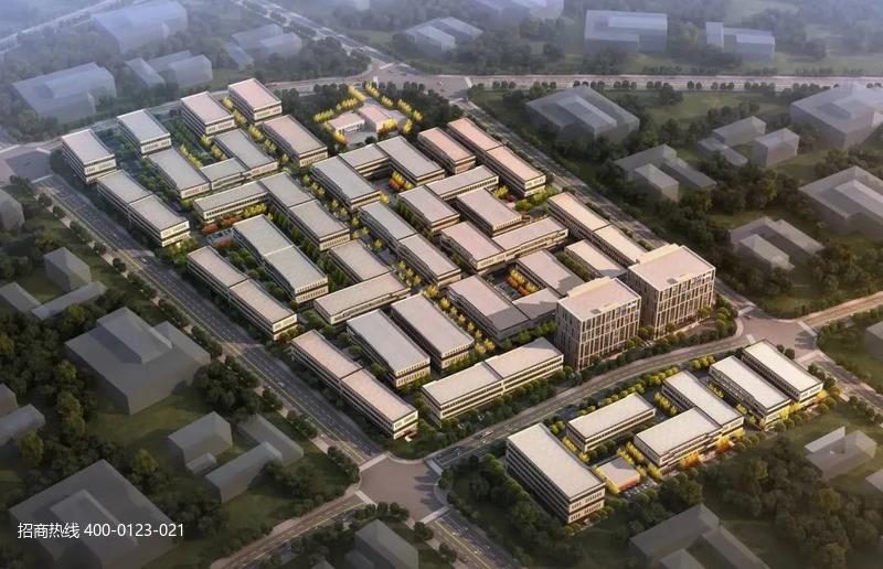 中南高科·新会融智创美产业谷 广东江门新会厂房研发办公楼出售