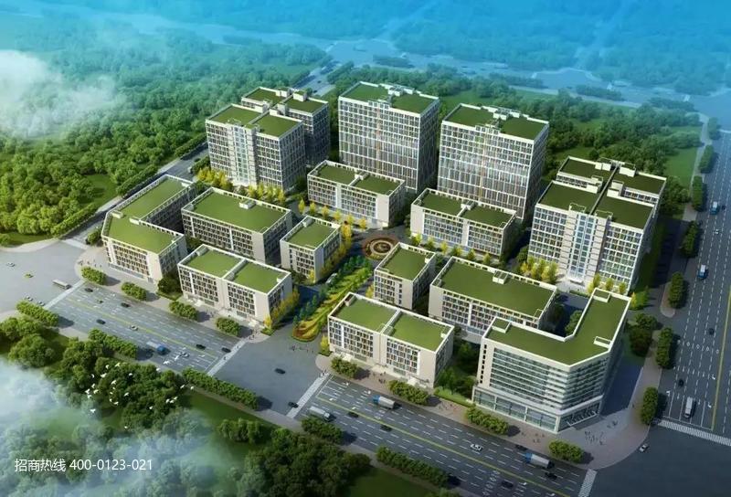 中南高科·仲恺高端电子信息产业园 广东惠州惠城仲恺厂房研发办公楼出售