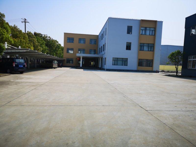 G2846 青浦工业区重固崧泽大道6688号4楼770平4楼660平厂房仓库出租 报价0.8元/天