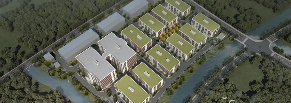 苏州常熟董浜研发厂房出售 分层出售1100平起售 3层独栋1500平起售