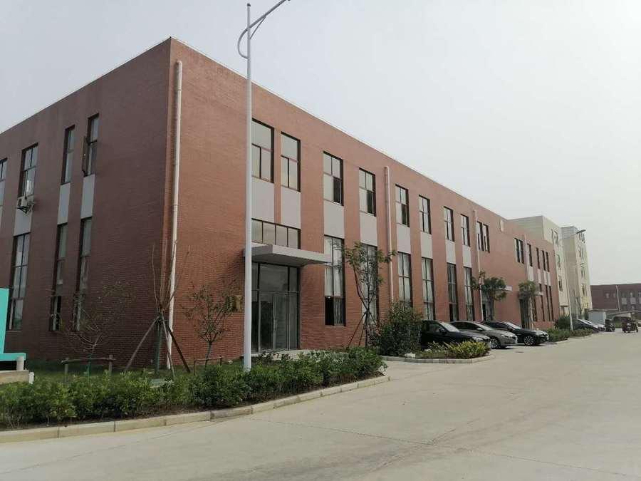 中南高科产业园 南通通州湾滨海工业园区 双层厂房出售 1200平起 超过8000平可定制