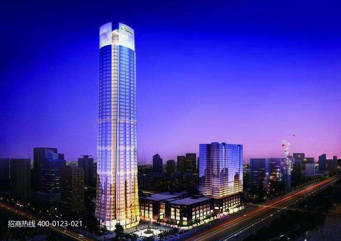 南京新地中心二期9楼办公楼出租 办公位 河西共享办公空间出租 政策优策 欢迎咨询  1200元/月/工位