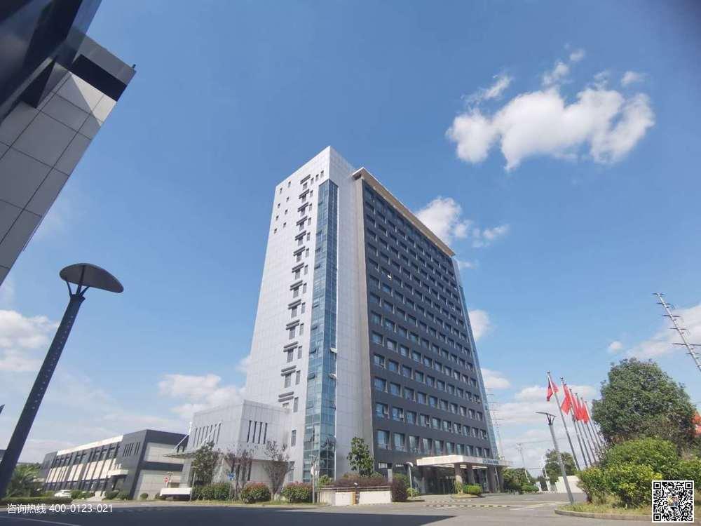 G2871 松江电姆产业园 上海松江区九亭镇九新公路800号 办公研发总部可分割出租 120平起