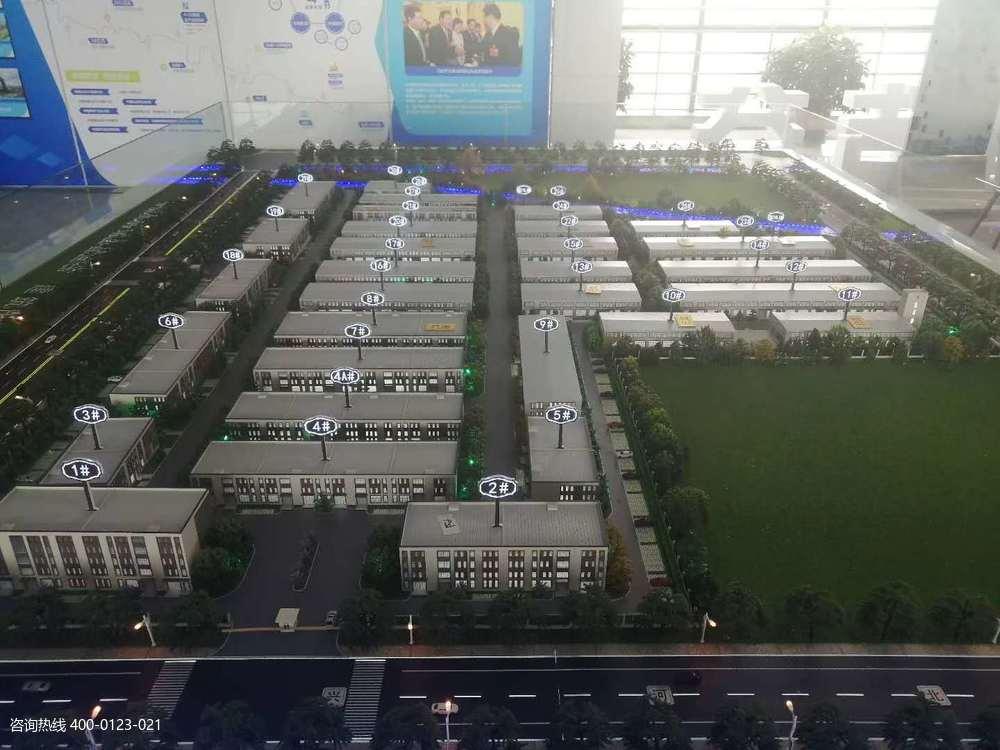 中南高科-泰州靖江新港智造谷产业园 单层钢结构 双层厂房出售 1200平起售 单价3200元起