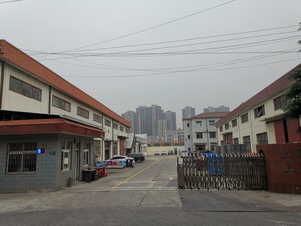 A8405 闵行浦江镇三鲁公路林恒路单层厂房仓库出租 680平、890平出租