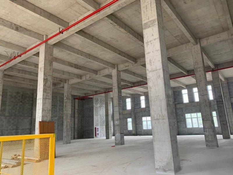 湖州长兴煤山镇 zui后一套 双层 2000平厂房出售 现房 仅3300元/平 一楼8.1米 长三角稀缺双层独立产权小面积厂房