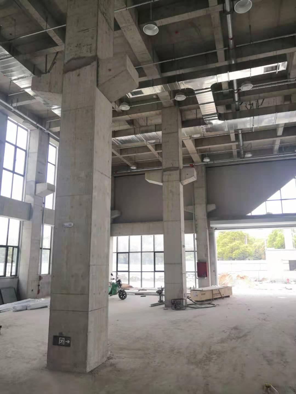 昆山玉山镇国家级开发区 独栋厂房出租 配电充足 7400平 可分割出租