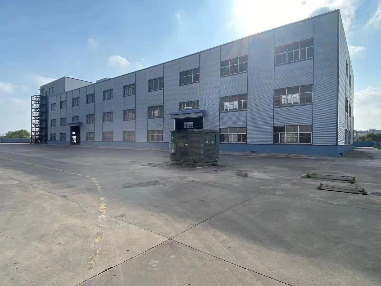 苏州市昆山市巴城镇石牌 工业国土 独门独院 诚心出售 39亩土地 4200平火车头厂房出售