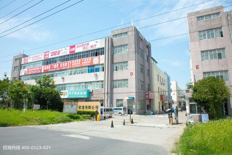 8090华新园 上海青浦华新研发办公楼出租小面积可分租