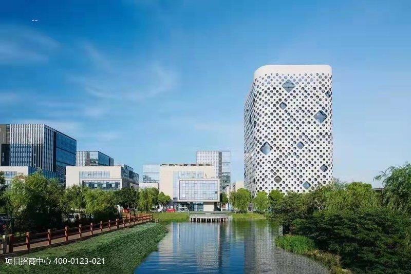 上海青浦华新 虹桥商务区 整层精装修带家具研发办公楼出租  只需2元 免租3个月