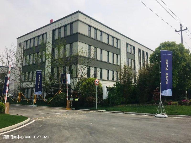 中南高科 湖州南浔经开区  2-20亩可定制厂房 3层5层标准厂房出售招商  每层400平起