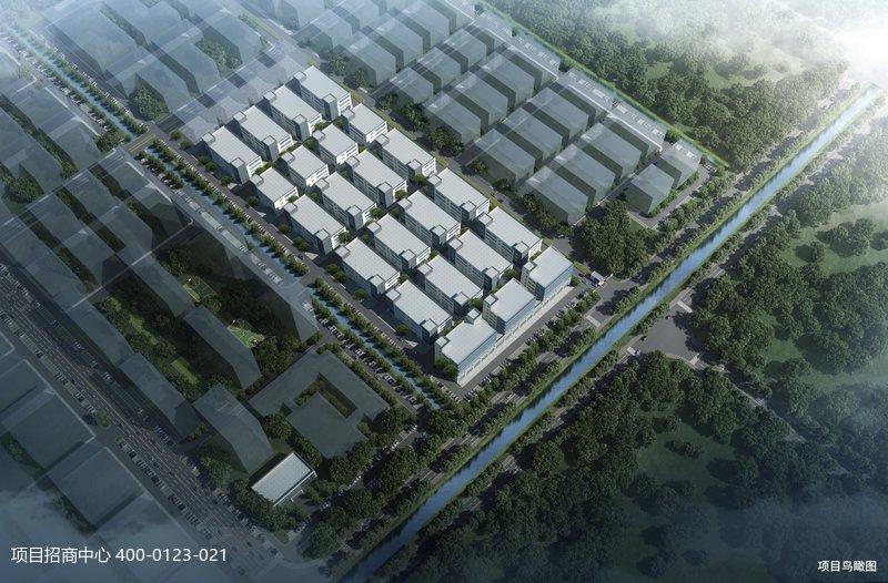 南通启东万洋众创城 标准厂房出售 3层5层厂房 1200平起 也可以按需定制 2500元/平起