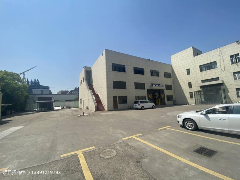 闵行春申板块张慕工业园内虹梅南路春申路 独立厂房办公室大小面积都可以分租  80平起