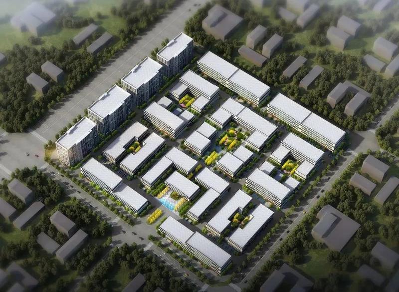 中南高科·高明智汇城 佛山高明 标准化产业园 政府推荐项目 3层 5层 9层 独栋和可分层厂房,800平起招商出售